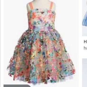 Halabaloo NWT Easter Party Occasion Dress size 5